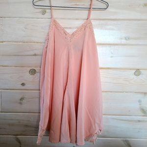 Forever 21 Short Pink Dress